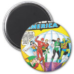 Justice League of America Issue #4 - May Magnets