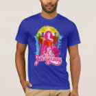 Justice League | Retro Group & Logo Pop Art T-Shirt