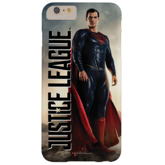 Justice League | Superman On Battlefield Barely There iPhone 6 Plus Case