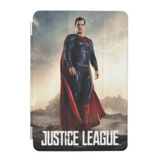 Justice League | Superman On Battlefield iPad Mini Cover