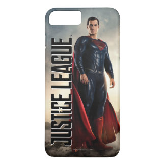 Justice League | Superman On Battlefield iPhone 8 Plus/7 Plus Case