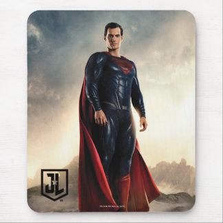 Justice League | Superman On Battlefield Mouse Mat