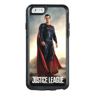 Justice League | Superman On Battlefield OtterBox iPhone 6/6s Case