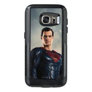Justice League | Superman On Battlefield OtterBox Samsung Galaxy S7 Case