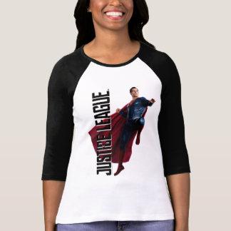 Justice League | Superman On Battlefield T-Shirt