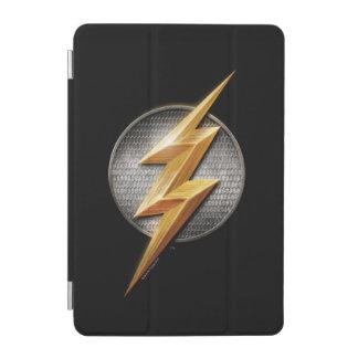 Justice League | The Flash Metallic Bolt Symbol iPad Mini Cover