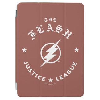 Justice League | The Flash Retro Lightning Emblem iPad Air Cover