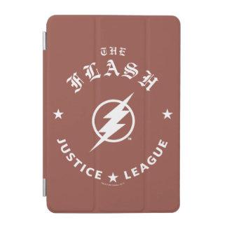 Justice League | The Flash Retro Lightning Emblem iPad Mini Cover