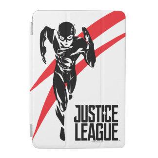 Justice League | The Flash Running Noir Pop Art iPad Mini Cover