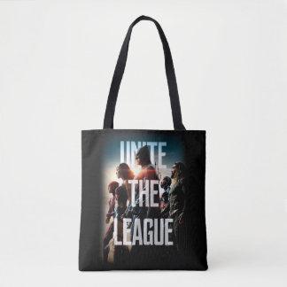 Justice League | Unite The League Tote Bag