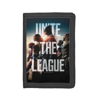 Justice League | Unite The League Tri-fold Wallets