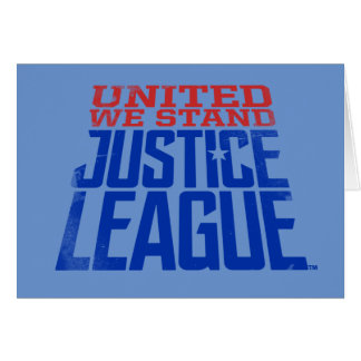 Justice League | United We Stand Graphic Card