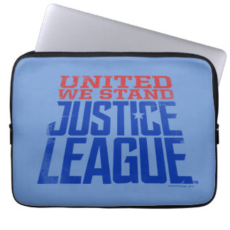 Justice League | United We Stand Graphic Laptop Sleeve