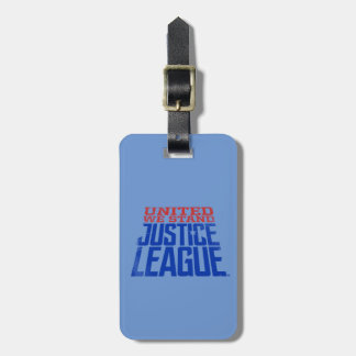 Justice League | United We Stand Graphic Luggage Tag