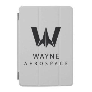 Justice League | Wayne Aerospace Logo iPad Mini Cover
