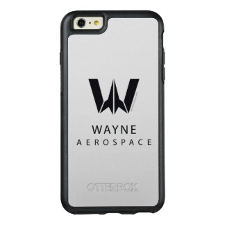 Justice League | Wayne Aerospace Logo OtterBox iPhone 6/6s Plus Case