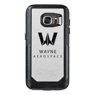 Justice League | Wayne Aerospace Logo OtterBox Samsung Galaxy S7 Case