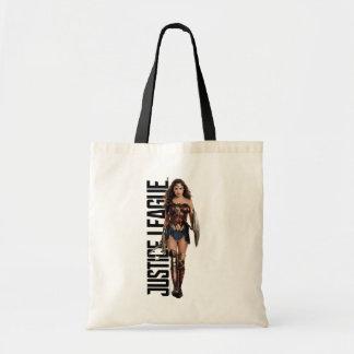 Justice League | Wonder Woman On Battlefield Tote Bag