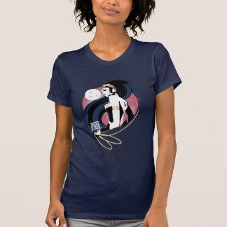 Justice League | Wonder Woman Profile Pop Art T-Shirt