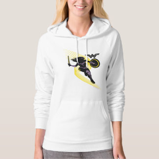 Justice League | Wonder Woman Silhouette Icon Hoodie