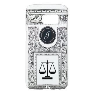 JUSTICE LEGAL OFFICE,ATTORNEY Monogram White