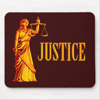 Justice - Mousepad