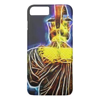 Justice neon iPhone 8 plus/7 plus case