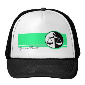 Justice Scales Trucker Hat