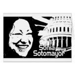 Justice Sonia Sotomayor Greeting Card