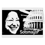 Justice Sonia Sotomayor Greeting Card