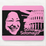 Justice Sonia Sotomayor Mousepads