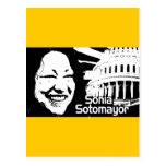 Justice Sonia Sotomayor Postcards