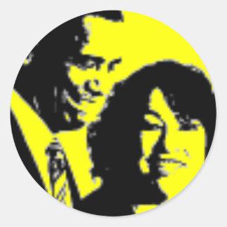 Justice Sonia Sotomayor Round Sticker