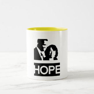 Justice  Sonia Sotomayor Two-Tone Coffee Mug