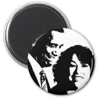 Justice Sotomayor 6 Cm Round Magnet