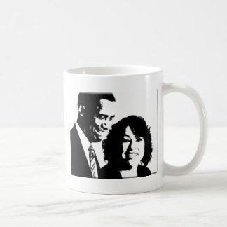Justice Sotomayor Basic White Mug