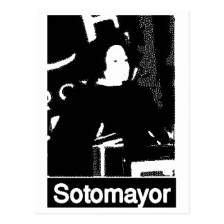Justice Sotomayor (puerto rico)Latina Postcard
