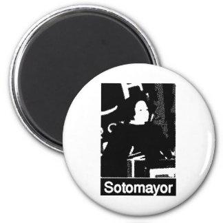 Justice Sotomayor (puerto rico) Refrigerator Magnets