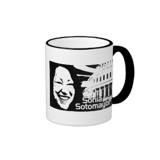 Justice  Sotomayor Ringer Mug