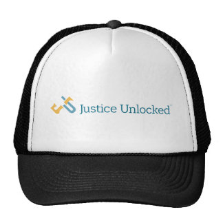 Justice Unlocked Trucker Hat
