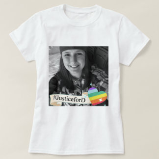 #JusticeForD T-Shirt