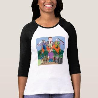 Justified T-shirts