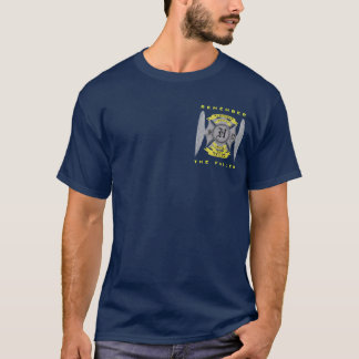 JUSTIN MONROE VICTOR ISLER GOLDEN TRIBUTE T-Shirt