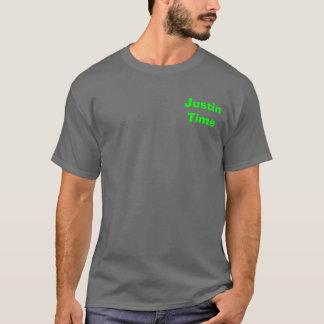Justin Time T-Shirt