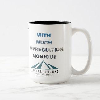 justin Two-Tone coffee mug