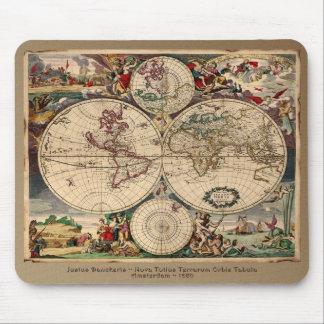 Justus Danckerts' Antique Map Mousepad