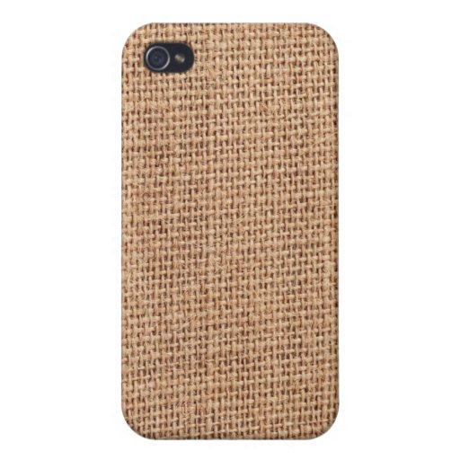 Jute String iPhone4 Case Cover iphone 4 Case For iPhone 4