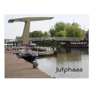 Jutphaas Postcard