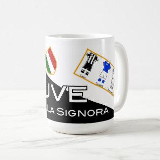 JUVE LA SIGNORA - COFFEE MUG