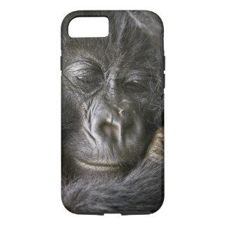 Juvenile Mountain Gorilla 4 iPhone 8/7 Case